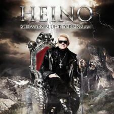 Schwarz blüht der Enzian von Heino (2014), Neu OVP, CD