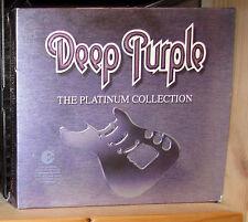 Deep Purple The Platinum Collection 3 CDs