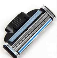 New 4pcs Men's Shaving Razor Refills Cartridge Blades Shaver 3 Layer US