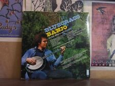 BLUEGRASS BANJO, MUSIC MINUS ONE - LP MMO 180