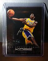 2012-13 Kobe Bryant Panini Kobe Anthology #13 Basketball Card