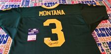 Joe Montana Autographed Notre Dame Jersey PSA/DNA DUAL CERTIFIED