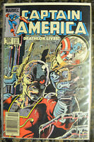CAPTAIN AMERICA #286 (October 1983 | Marvel) NEWSSTAND EDITION NM+ (9.4-9.6)