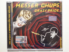 MESSER CHUPS ?- Crazy Price 2003 Black CD First Press RARE Import Version Surf