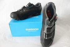 New Shimano SH-M162L Men's MTB Cycling Bike Shoes EU 43 US 8.5 Black SPD