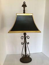 Antique Bradley & Hubbard Single Socket Lamp Base Arts and Crafts Nouveau