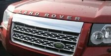 Genuine Land Rover Freelander 2 Stainless Steel Front Grille Applique VPLFB0033