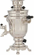 Traditional Russian Electric Samovar | 1.5 Litres | Tea Kettle Heater Boiler