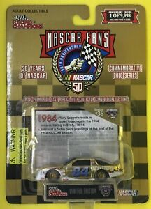 1998 Racing Champions Nascar 50th Anniversary Gold Commemorative Series 36 1984