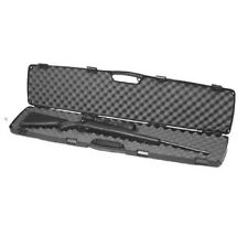 "Plano 10-10470 Gun Guard SE Single Scoped Rifle Hard Case 48"" Plastic Black"
