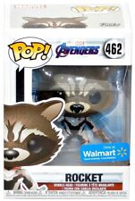 Funko Pop Walmart Exclusive Marvel Avengers End Game #462 Rocket Raccoon!
