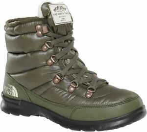 THE NORTH FACE ThermoBall Lace II T92T5LRH6 Isolierte Warme Stiefel Boots Damen