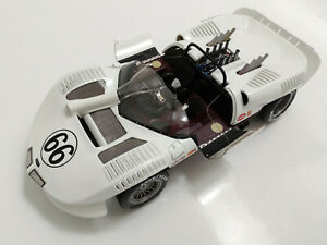 Exoto 1/18 Chaparral 2 1965 Jim Hall #66 Model Race Car Boxed Rare! - Damaged