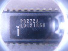 INTEL P8272A Vintage INTEL  Microprocessor Microcontroller Peripheral IC DIP40