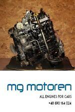 MOTOR ENGINE 3.0 TD 4JX1 ISUZU TROOPER MONTEREY OHNE ANBAUTEILE TOP