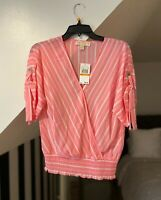 MICHAEL MICHAEL KORS Women Top MSRP $88 New with Tags Multiple Sizes!