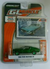 Greenlight Gl Muscle '68 Ford Mustang Gt Chase Never Opened!
