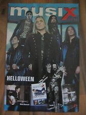 MUSIX 03/2013 Event MagazinCover  Helloween Bon Jovi Steve Hacket Joe Bonamassa