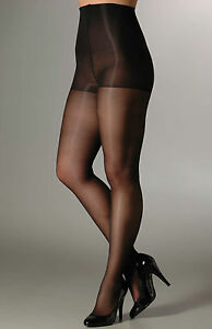 SALE High Quality Factor 6 15 Denier Support Work Pantyhose with Subtle Sheen