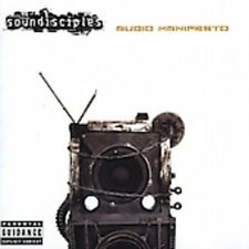 Soundisciples - Audio Manifesto (CD 2002) NEW