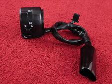 High / Low Turn Signal Switch 13-17 EX300 NINJA 300 Left Side Handlebar Pod Assy
