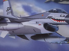 "TESTORS   METAL BODY KIT   F-16 "" FALCON ""    1/100 SCALE    MISB"
