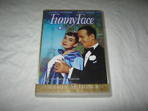 Funny Face - Audrey Hepburn - VGC - DVD - R4