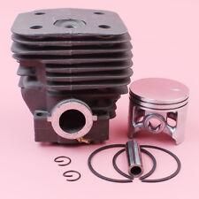 56mm Cylinder & Piston Ring Pin Circlip Kit For Husqvarna 395 395Xp # 503460071