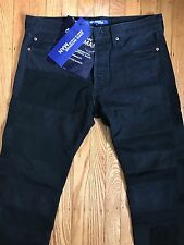 NWT Junya Watanable Commes Des Garcons MAN Patched Jeans - Black - Small