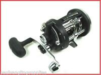 Fladen Maxximus LD15  Multiplier Fishing Reel For Boat Fishing With Line