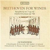 Beethoven for Winds: Symphony No 7, Op 92 (for 9-part harmony); Fidelio Overture