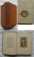 // LES CONTES DE JACQUES TOURNEBROCHE Anatole France 1908 (Léon Lebègue)