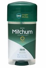 Mitchum Gel Antiperspirant Deodorant, Unscented, 2.25 oz (Pack of 24)
