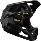 Fox Racing Proframe MIPS Downhill MTB Bicycle Helmet Flat Black Camo Large LG L