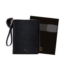 Black Swan A6 Zipper Bag Hobonichi Style Journal Set, 128 Sheets