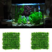 Aquarium Plant Green Grass Plastic Water Plants Fish Tank Decoration Decor