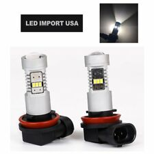 Led import usa Extremely Bright SMD-3020 Chipsets H8 H11 LED Bulbs with Project