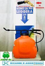 Pompa a batteria al Litio STOCKER a Zaino 5 LT- Irroratrice a Spalla elettrica
