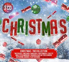 Various - Christmas The Collection 2013 Rhino Digipak 3xcd Album EXC