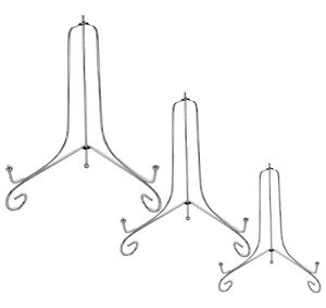 """4"""", 6"""", 8"""" IRON EASEL DISPLAY STAND CANVAS PICTURE ARTWORK MENU BOOK PLATE STAND"""