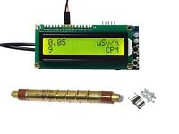 Geiger Counter Kit DIY Dosimeter with SBM-20 tube, compatible with Arduino IDE