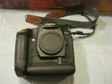 Canon EOS-1D Mark II N Camera Body & (1) Battery / Domke Gripper Green Strap #2