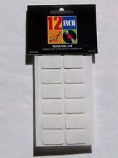 12 Inch Art Reinstall Kit - Remounts 6 Rails for your Vinyl Record Album Display