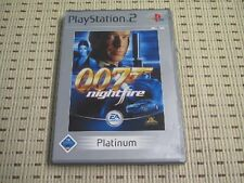 James Bond 007 Nightfire für Playstation 2 PS2 PS 2 *OVP* P
