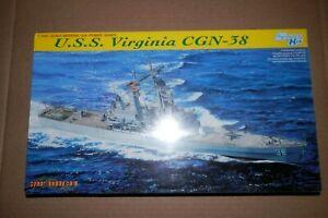 Cyber Hobby 1/700 USS Virginia CGN 38 Virginia Class Cruiser Model