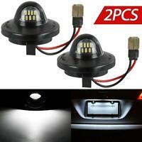 2x LED Rear Number License Plate Light Lamp For Ford Ranger 1983-2011