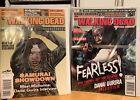 The+Walking+Dead+Magazine+Michonne+Lot