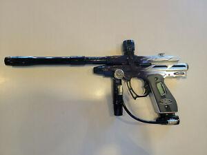 Bob Long Alias Intimidator Timmy Black to Silver Fade Paintball Marker Gun BL