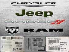 Chrysler Jeep Dodge Radio Code Decode Unlocking Fast