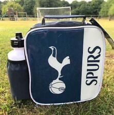 Tottenham Hotspur Vertical Lunch Bag/Box and 600ml Bottle Set | Spurs Lunchbox